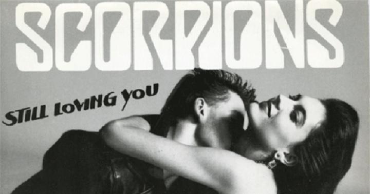 pochette disque Scorpions