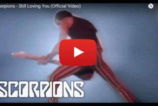 Still Loving You de Scorpions