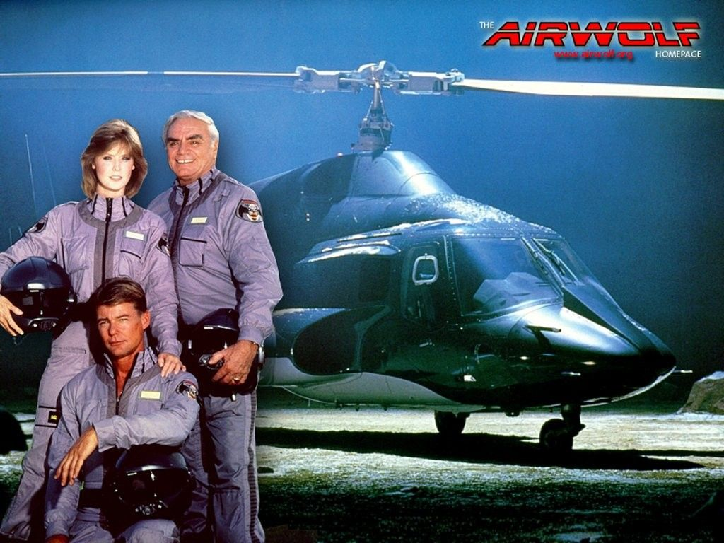 série TV supercopter
