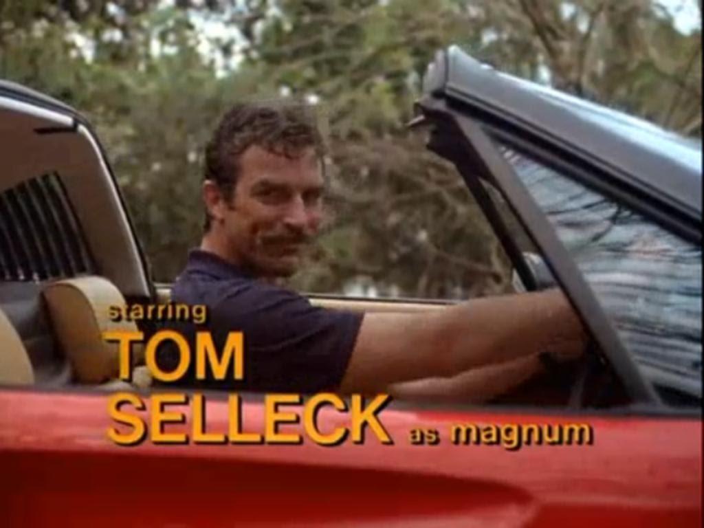 Tom Selleck dans Magnum
