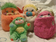 peluches Popples