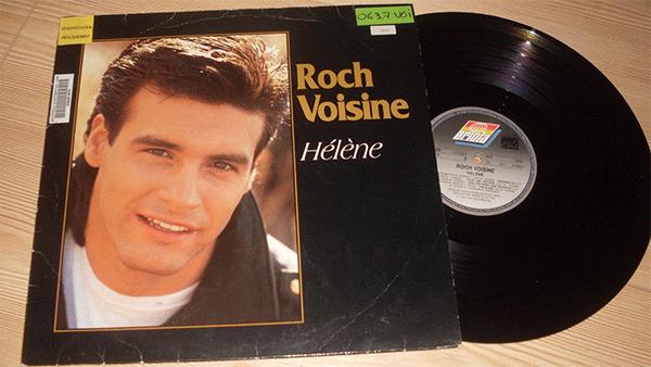 disque Hhélène de Roch Voisine