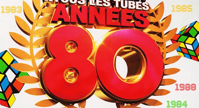TUBES en vidéo des années 80