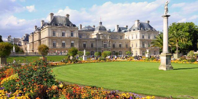 Visite romantique de Paris