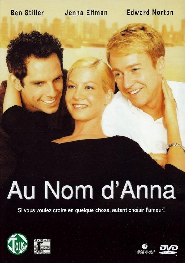 Au nom d'Anna comédie romantique