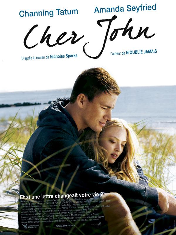 Cher John comédie romantique