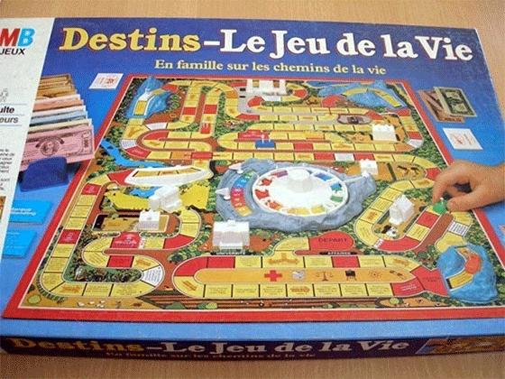 Destins — Le jeu de la Vie
