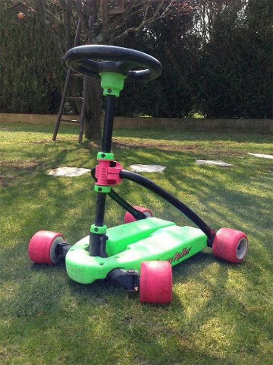Le Funny Roller