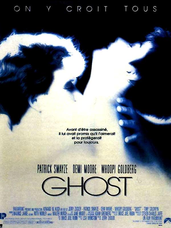 Ghost comédie romantique