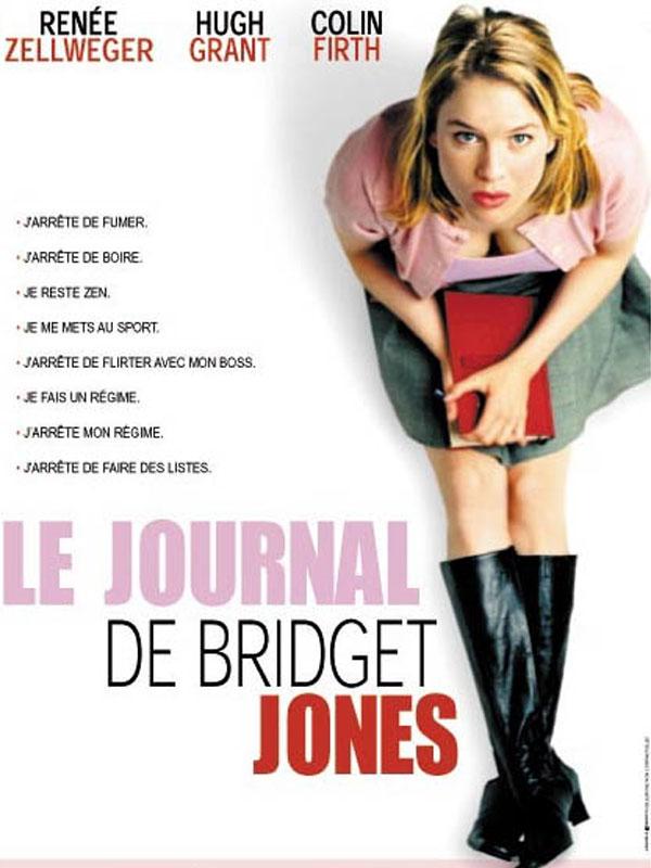 Le journal de Bridget Jones comédie romantique