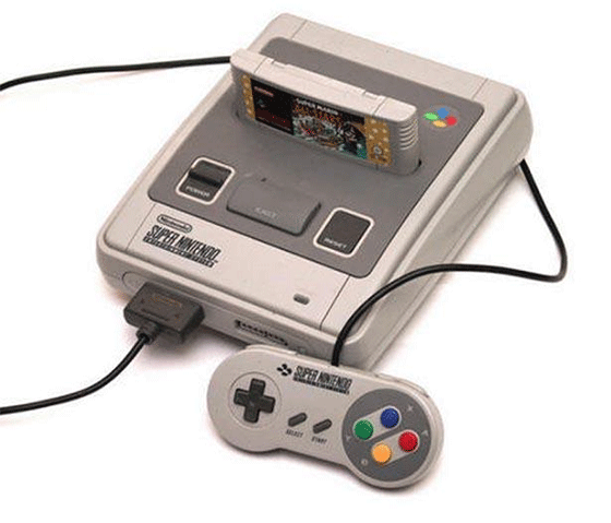 La Super Nintendo