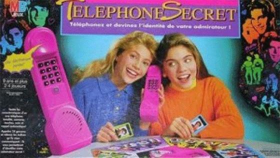 Telephone Secret