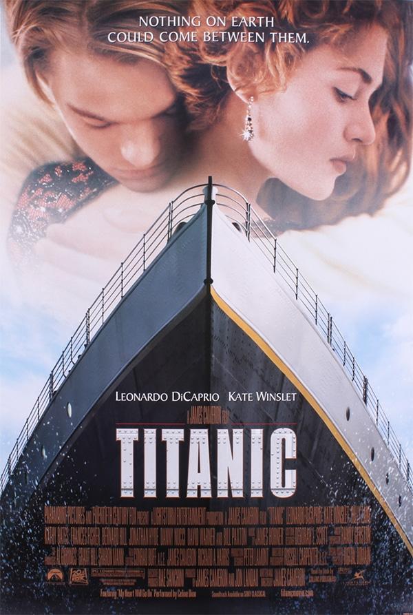 Titanic comédie romantique
