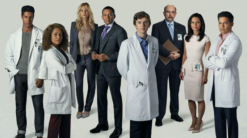 acteurs de la série Good Doctor