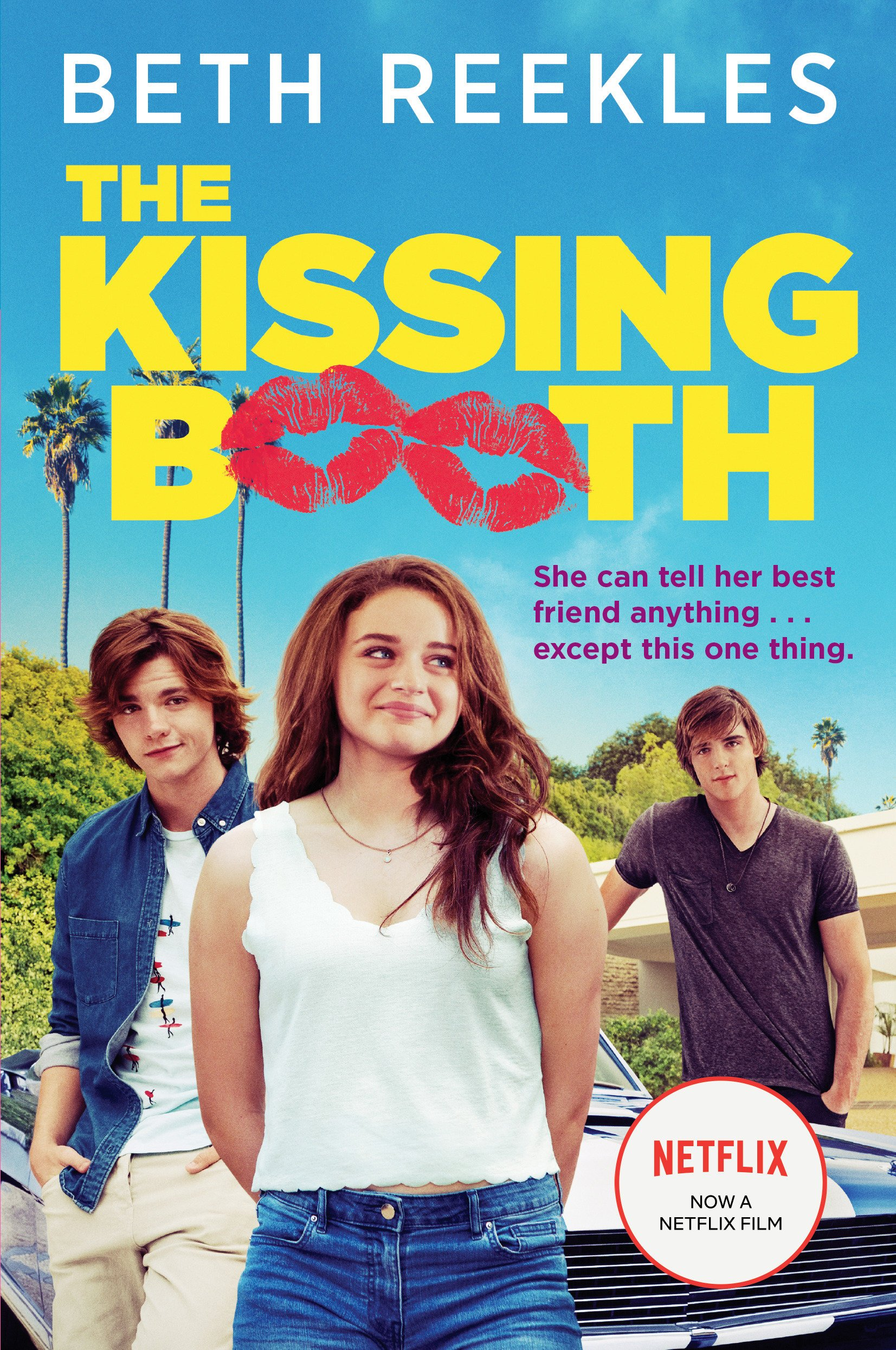 film The Kissing Booth