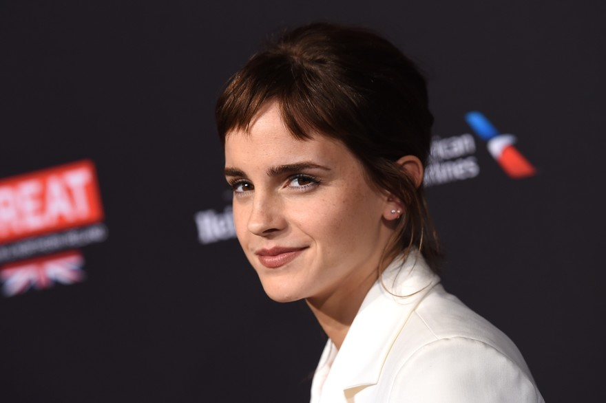 nouvelle coupe de cheveux Emma Watson