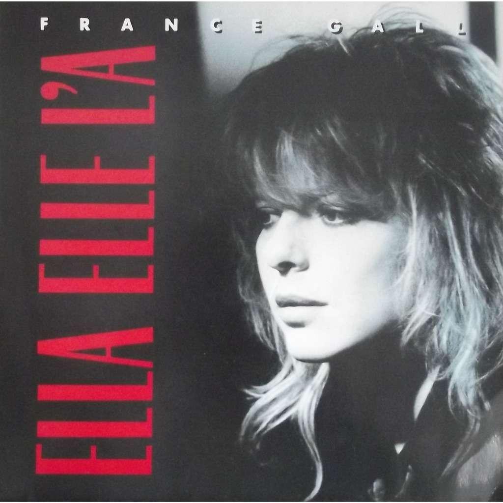 Ella, elle l'a l'album de France Gall