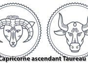 Capricorne ascendant Taureau
