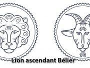 Lion ascendant Bélier