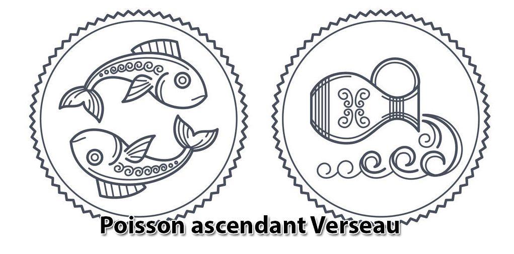 Poisson ascendant Verseau