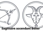 Sagittaire ascendant Bélier