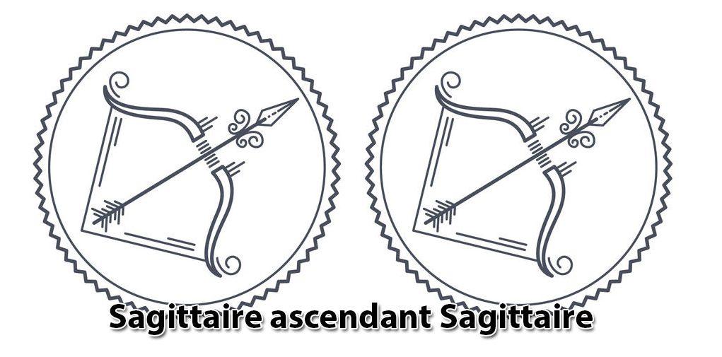 Sagittaire ascendant Sagittaire