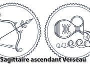 Sagittaire ascendant Verseau