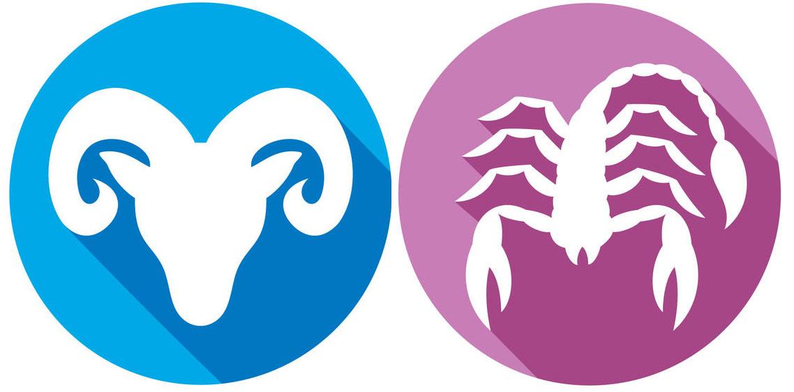 Bélier ascendant Scorpion