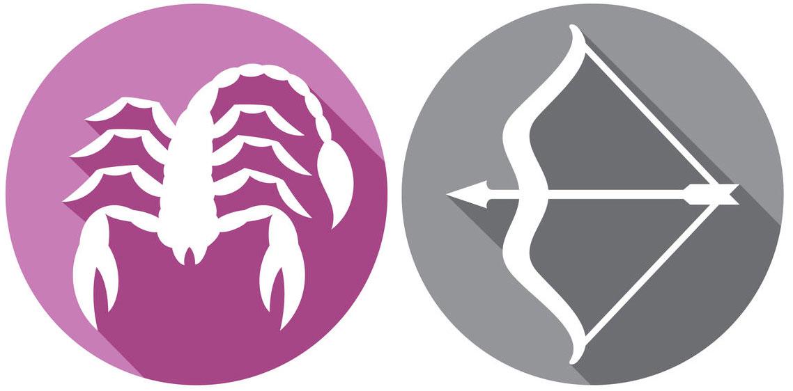 signe astrologique duScorpion ascendant Sagittaire