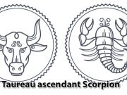 Taureau ascendant Scorpion