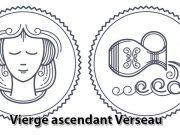 Vierge ascendant Verseau