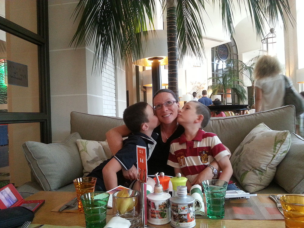 restaurant hôtel Monaco