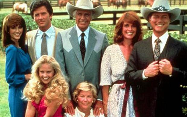 série TV Dallas