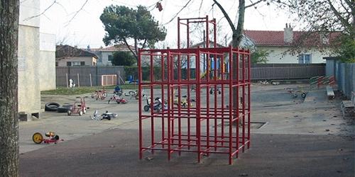 Cage à écureuil
