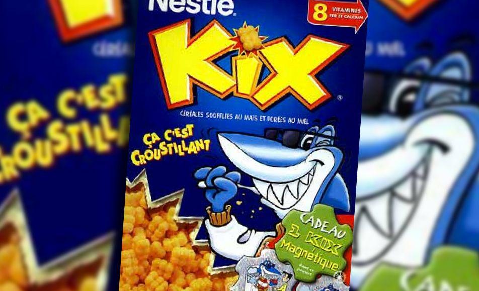 céréales Kix