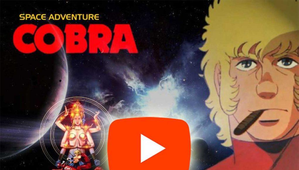 Dessin animé Cobra
