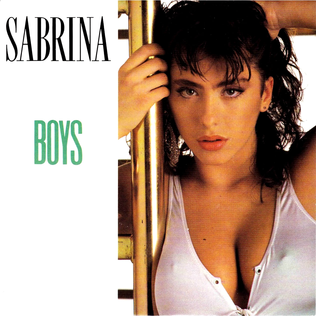 Sabrina avec boys boys boys