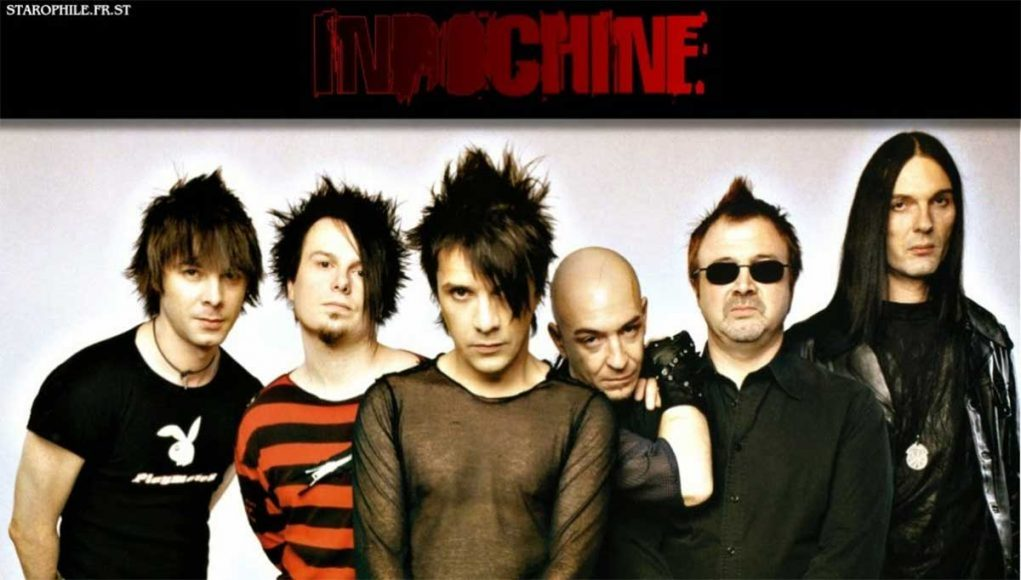 Indochine groupe rock français