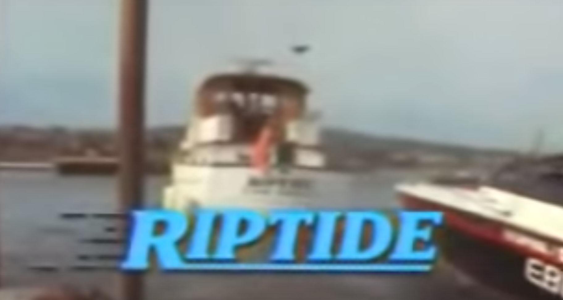Riptide serie tv