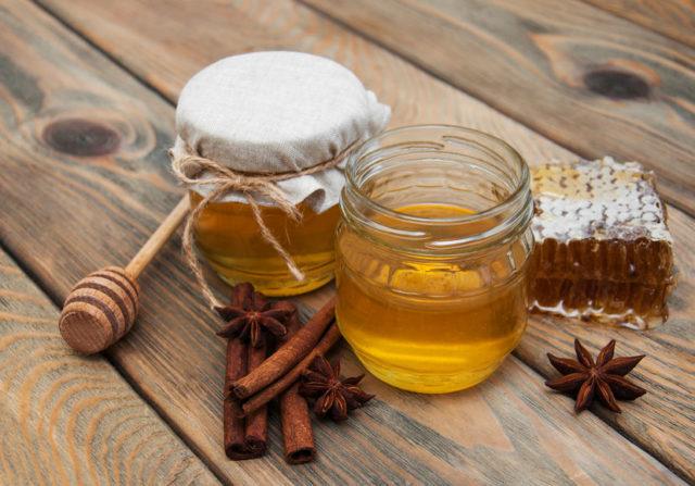 guérir des maladies avec du miel