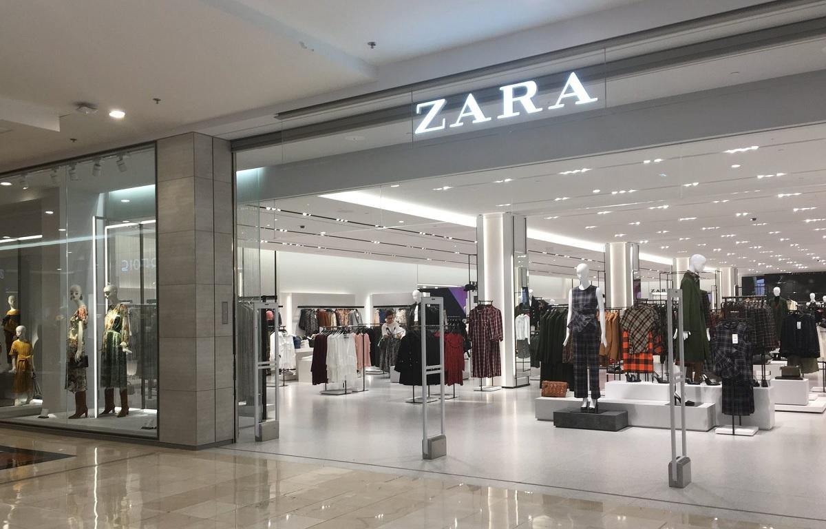 petite robe à fleurs Zara