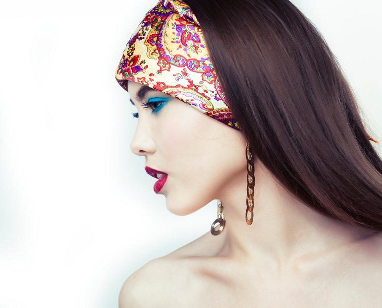 foulard tendance et mode